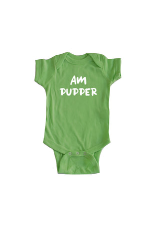Baby Am Pupper Onesie - Feeds 4 Rescue Dogs