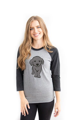 BigBoy Baseball Tee - Feeds 2 Rescue Dogs