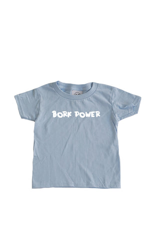 Toddler Bork Power Tee - Feeds 4 Rescue Dogs