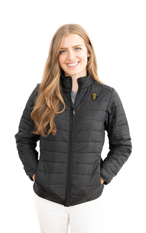 Classic Puff Jacket - Feeds 11 Rescue Dogs