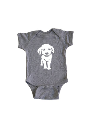Baby Pup Onesie - Feeds 4 Rescue Dogs