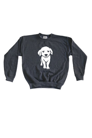 Kids Puppy Sweatshirt- Feeds 7 Rescue Dogs