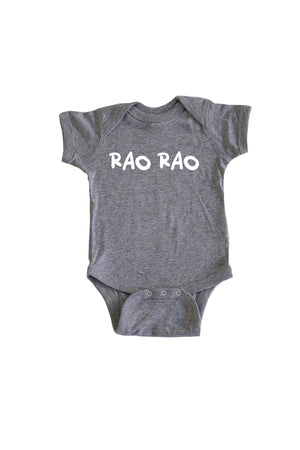 Baby Rao Rao Onesie - Feeds 1 Rescue Dog