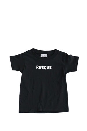 Toddler Rescue Tee - Feeds 4 Rescue Dogs