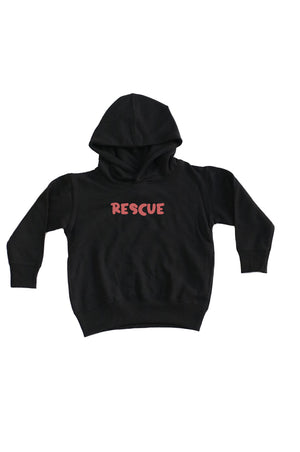 Toddler Rescue Hoodie - Feeds 7 Rescue Dogs