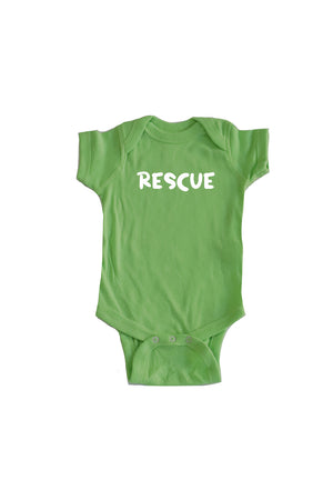 Baby Rescue Onesie - Feeds 1 Rescue Dog