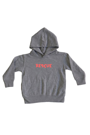 Toddler Rescue Hoodie - Feeds 3 Rescue Dogs