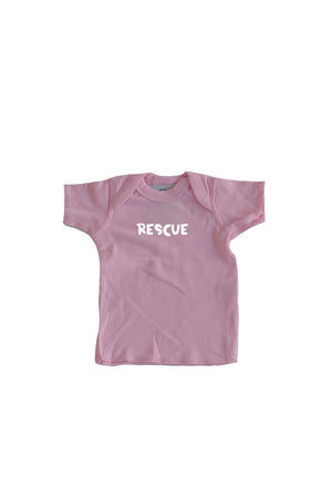 Baby Rescue Tee - Feeds 4 Rescue Dogs