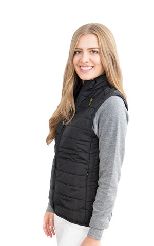 Classic Puff Vest - Feeds 6 Rescue Dogs