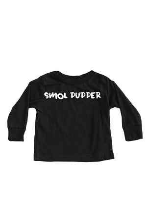 Toddler Smol Pup Long Sleeve - Feeds 2 Rescue Dogs