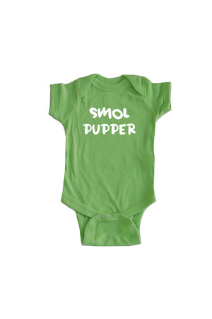 Baby Smol Pupper Onesie - Feeds 4 Rescue Dogs
