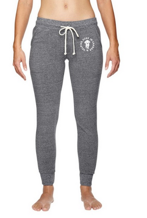 Fleece Wrap Joggers - Feeds 9 Rescue Dogs