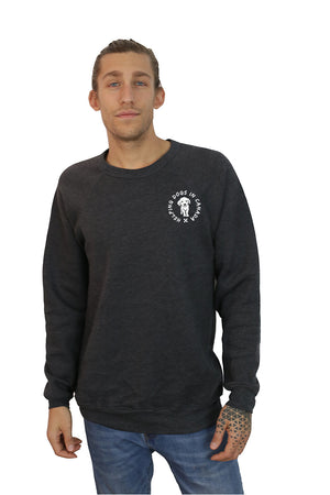 Date Night Wrap Sweatshirt - Feeds 9 Rescue Dogs