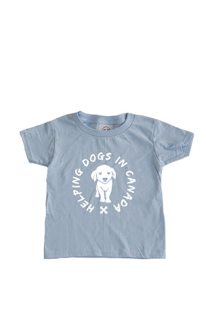 Toddler Wrap Tee - Feeds 4 Rescue Dogs