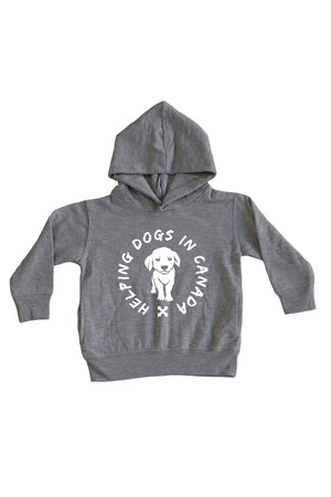 Toddler Wrap Hoodie - Feeds 7 Rescue Dogs