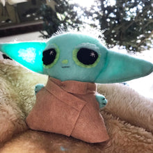 Load image into Gallery viewer, FEATURED ITEM - Baby Yoda Plush - Limited time only!