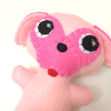 Load image into Gallery viewer, Puppies - Eco-friendly Felt Plush Pup - Pick a colour!