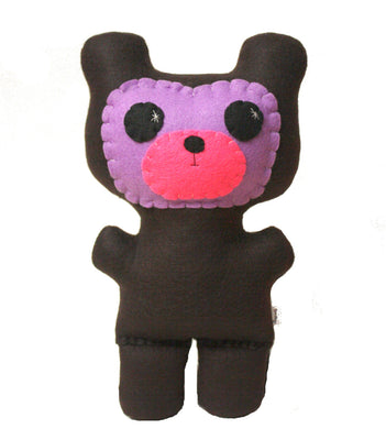 Bearling - Eco-friendly Felt Plush Bear