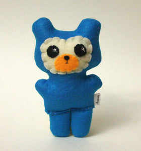 Little Bearling - Small Eco-friendly Felt Plush Bear