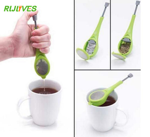 RLJLIVES Flavor Total Tea Infuser Gadget - Tea Strainers