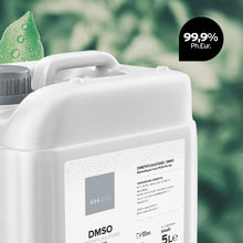 Laden Sie das Bild in den Galerie-Viewer, OSAVITA® DMSO Dimethylsulfoxid 99.9% pharmazeutisch rein nach Ph. Eur (5 Liter)