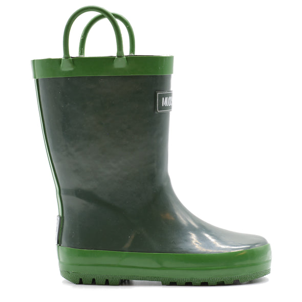 Mucky Wear Hunter Green Loop Boot
