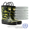 Loop Boot - Army Camo
