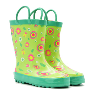 Loop Boot - Floral Happiness