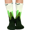 Children's Socks - Forest