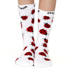 Children's Socks - Lady Bug