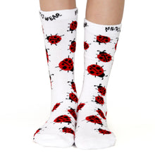 Load image into Gallery viewer, Children's Socks - Lady Bug