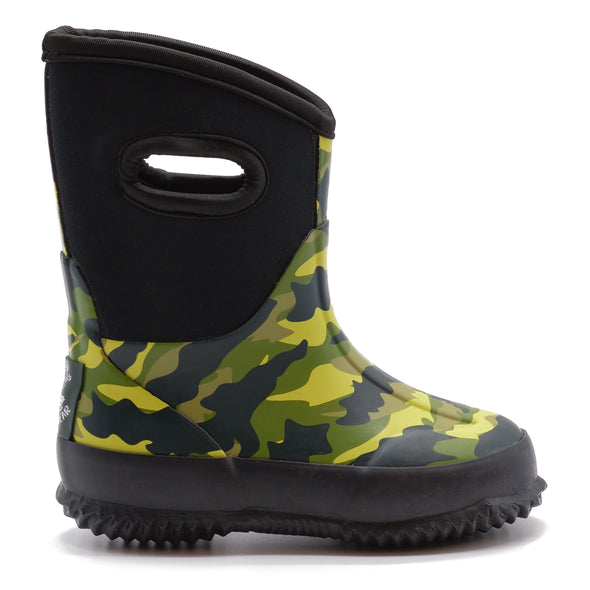Neoprene Boot - Army Camo
