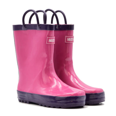 Loop Boot - Pink/Purple