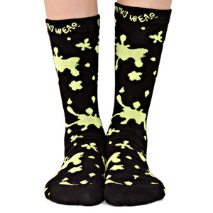 Children's Socks - Splatter