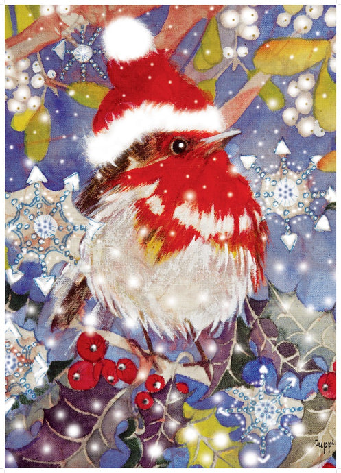 Wrapping Paper - Christmas Robin - WR_03