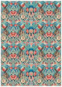 Wrapping Paper - Poppy Hare - WR_07