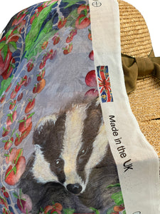 Poly Georgette - Boris the Badger - PG_14