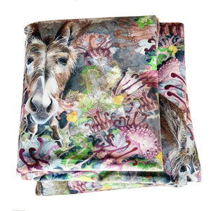 Poly Soft Touch Velvet - Frank the Donkey - PS_09