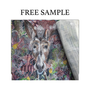 Freemont Recycled - Frank the Donkey - F0_4