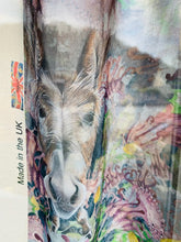 Poly Georgette - Frank the Donkey - 1 meter remaining  PG_13