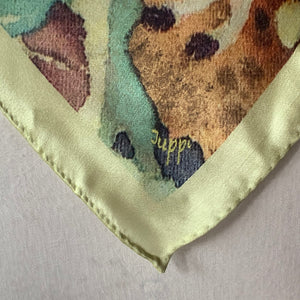 Silk Scarf - Quarter Design - QS_04