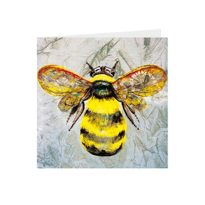 Bees in Wonderland - Bee - Greeting Card - S_08