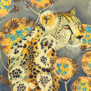 Cheetah - Greeting Card -S_10