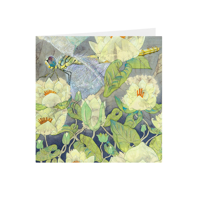 Dragonfly - Greeting Card -S_11