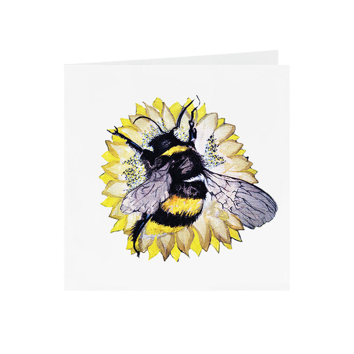 Bees in Wonderland - Busy Bee - Greeting Card - S_26
