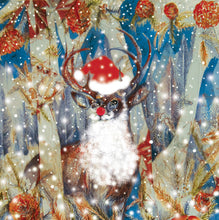 Christmas - Christmas Stag - Greeting Card - S_35