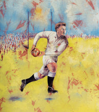 Sports - Rugby Player - Greeting Card - S_41