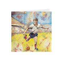 Sports - Football Player - Greeting Card -S_42
