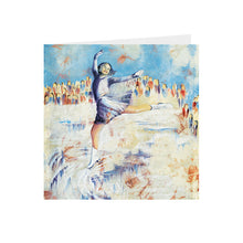 Sports - Ice Skater - Greeting Card -S_45
