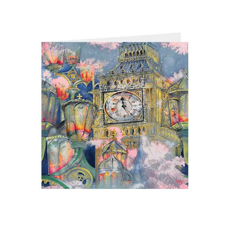 City of London - Greeting Card - S_60